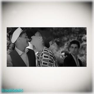 Πρώτη εμφάνιση του Τόλη Βοσκόπουλου στον κινηματογράφο στην ταινία «Τρεις κούκλες κι εγώ» (1960)