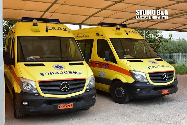 Τραγικές καταστάσεις στο ΕΚΑΒ Αργολίδας - Από τα 8 ασθενοφόρα λειτουργούν μόλις τα 3