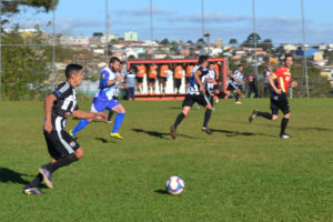 Futebol e Futsal Feminino foram os destaques do fim de semana