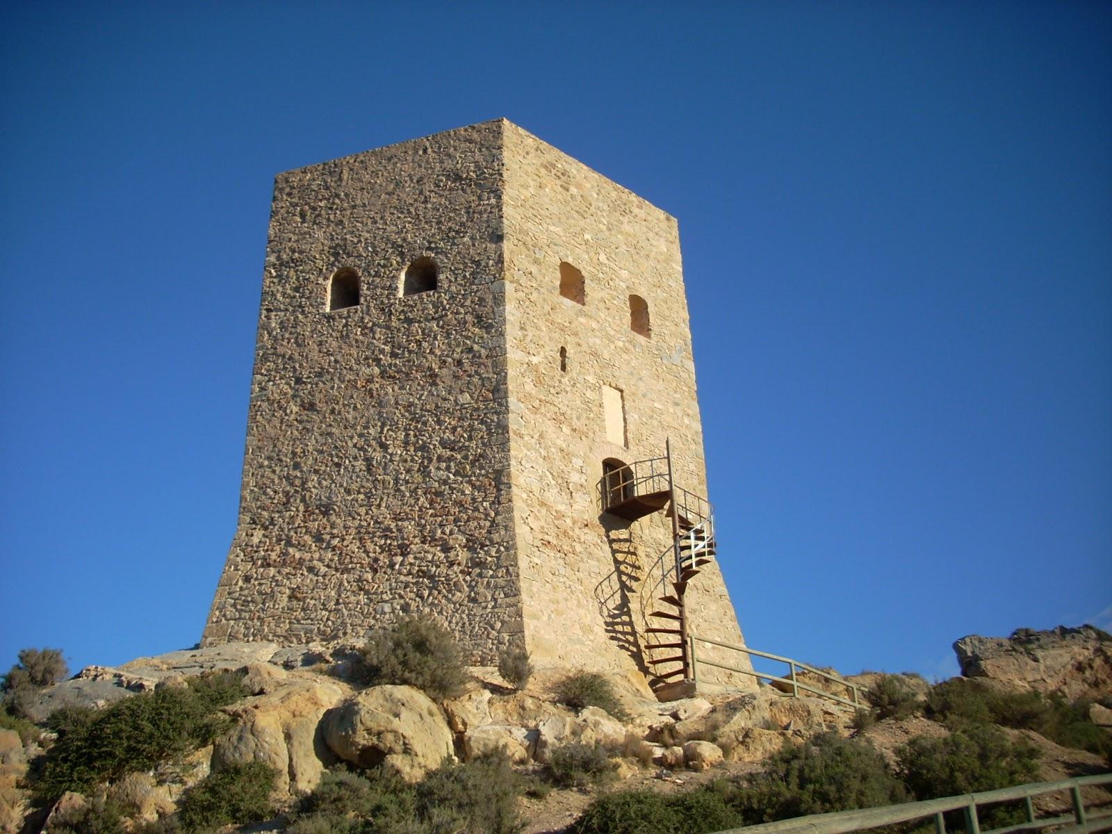 Portal de Cartagena: Torre de Santa Elena