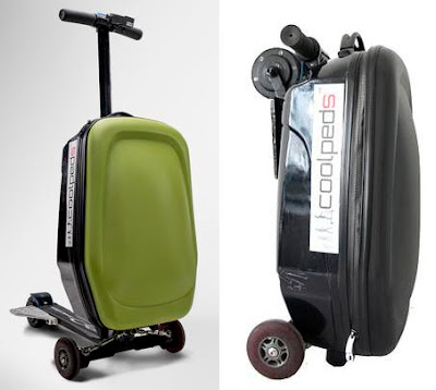 Briefcase Electric Scooter