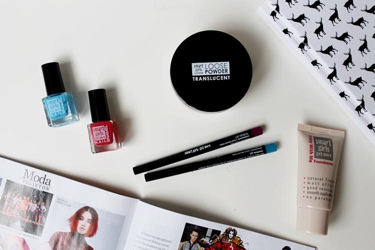 Smart Girls Get More - kosmetyki kolorowe naszej Polskiej firmy