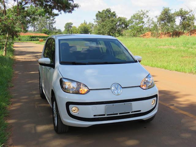 Volkswagen Up! 2016 - preços