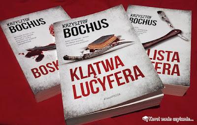 """Krzysztof Bochus """"Klątwa Lucyfera"""""""