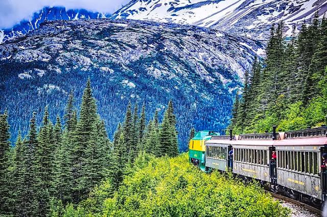 The best Tourist Attractions in Skagway, Alaska