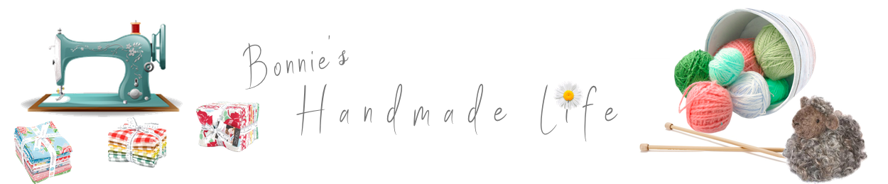 Bonnies Handmade Life