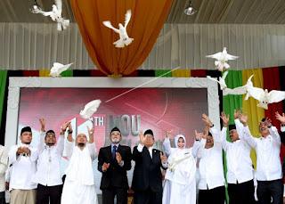 Mengenang Detik-Detik Perdamaian Aceh di Helsinki 11 Tahun Silam