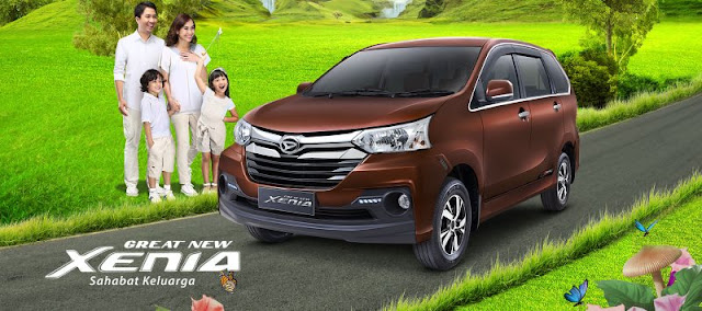 New xenia, Daihatsu new xenia, Great new xenia, Daihatsu great new xenia, mobil xenia, Daihatsu xenia
