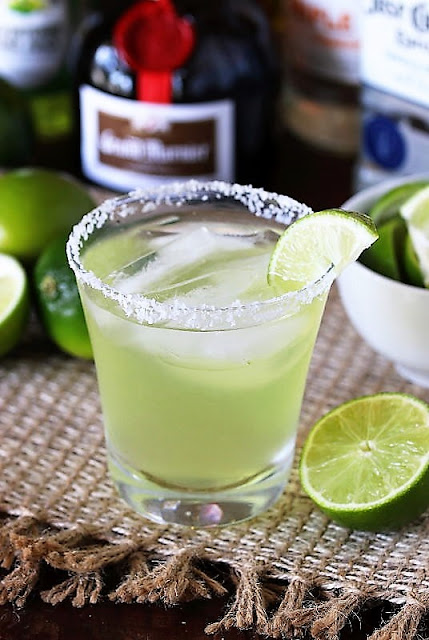 Top Shelf Margarita {without breaking the bank} Image
