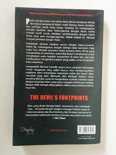 Jual Buku Bekas The Devil's FootPrints