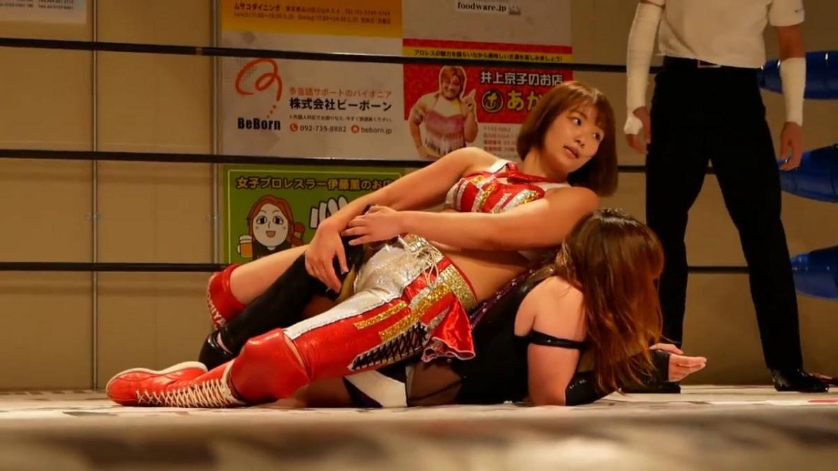 Sareee irá para a WWE em breve