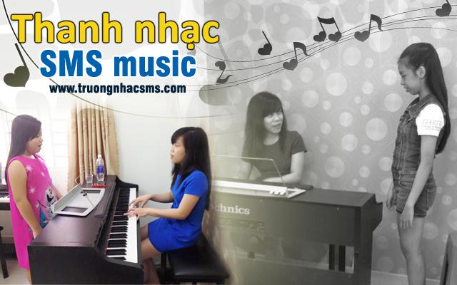 Khóa học thanh nhạc chuyên nghiệp ở quận 2