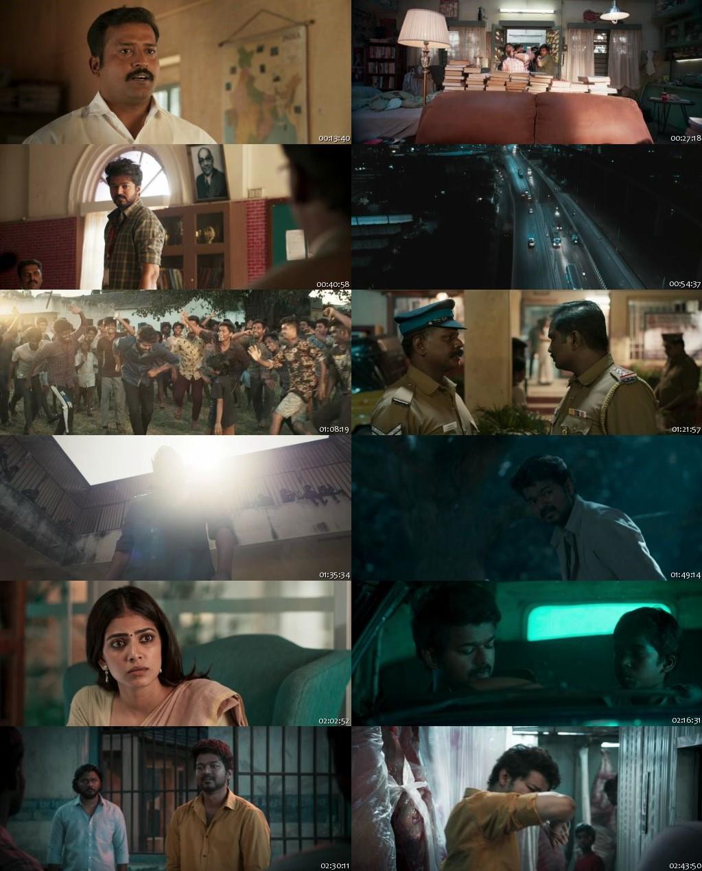 Master 2021 Full Hindi Dubbed Movie Online Watch HDRip 720p