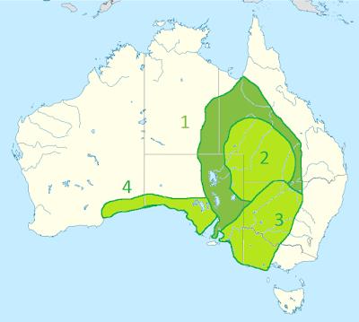 Niziny Australii