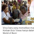 Ditemukan Virus Misterius di Nigeria Lebih Berbahaya dari Corona