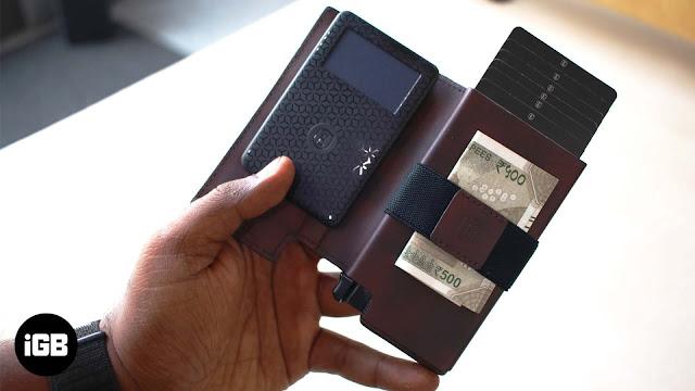 Ekster Parliament Smart Wallet