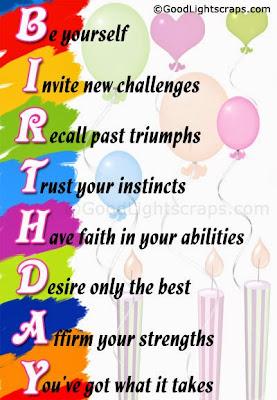 Happy Birthday | Happy Birthday Message | Happy Birthday Greetings