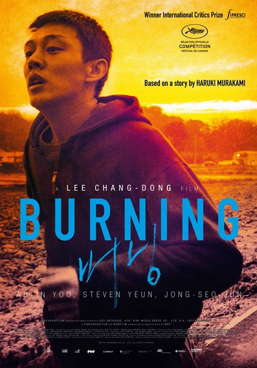 Film Korea Burning (2018)