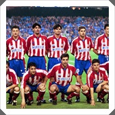 Atlético de Madrid 1995-1996
