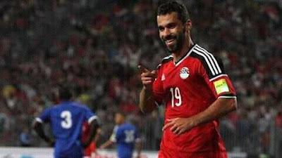 مصر تفوز علي الكونغو وتتصدر المجموعه في تصفيات كأس العالم