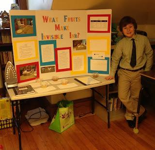 Antioch School News Science Fair