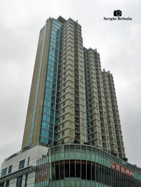 Modern Architecture - Building in Shanghai