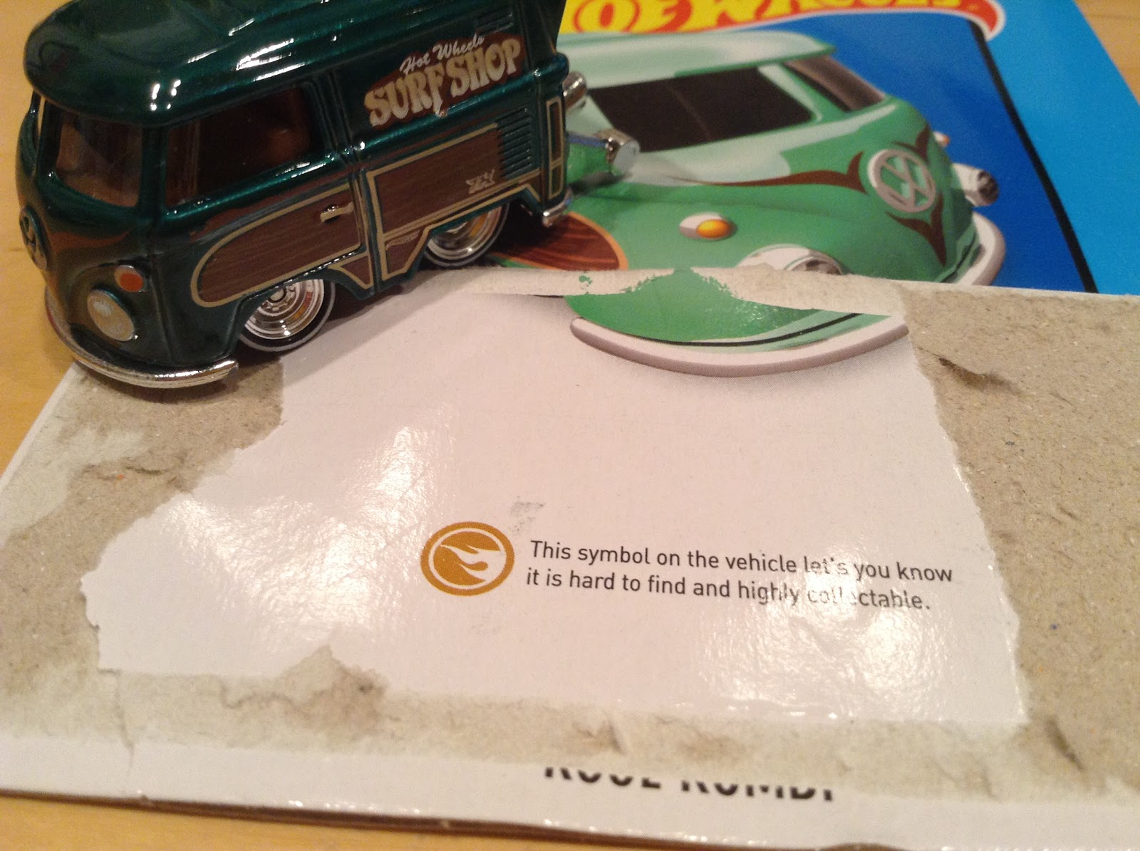Julians Hot Wheels Blog Kool Kombi 2015 A Case Super Treasure Hunt