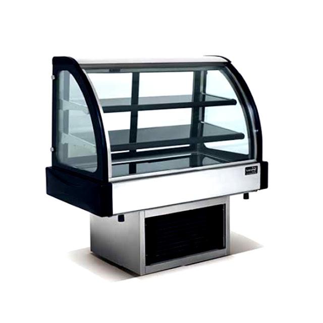 Tủ bánh mini 3 tầng đặt bàn 90cm KinCool