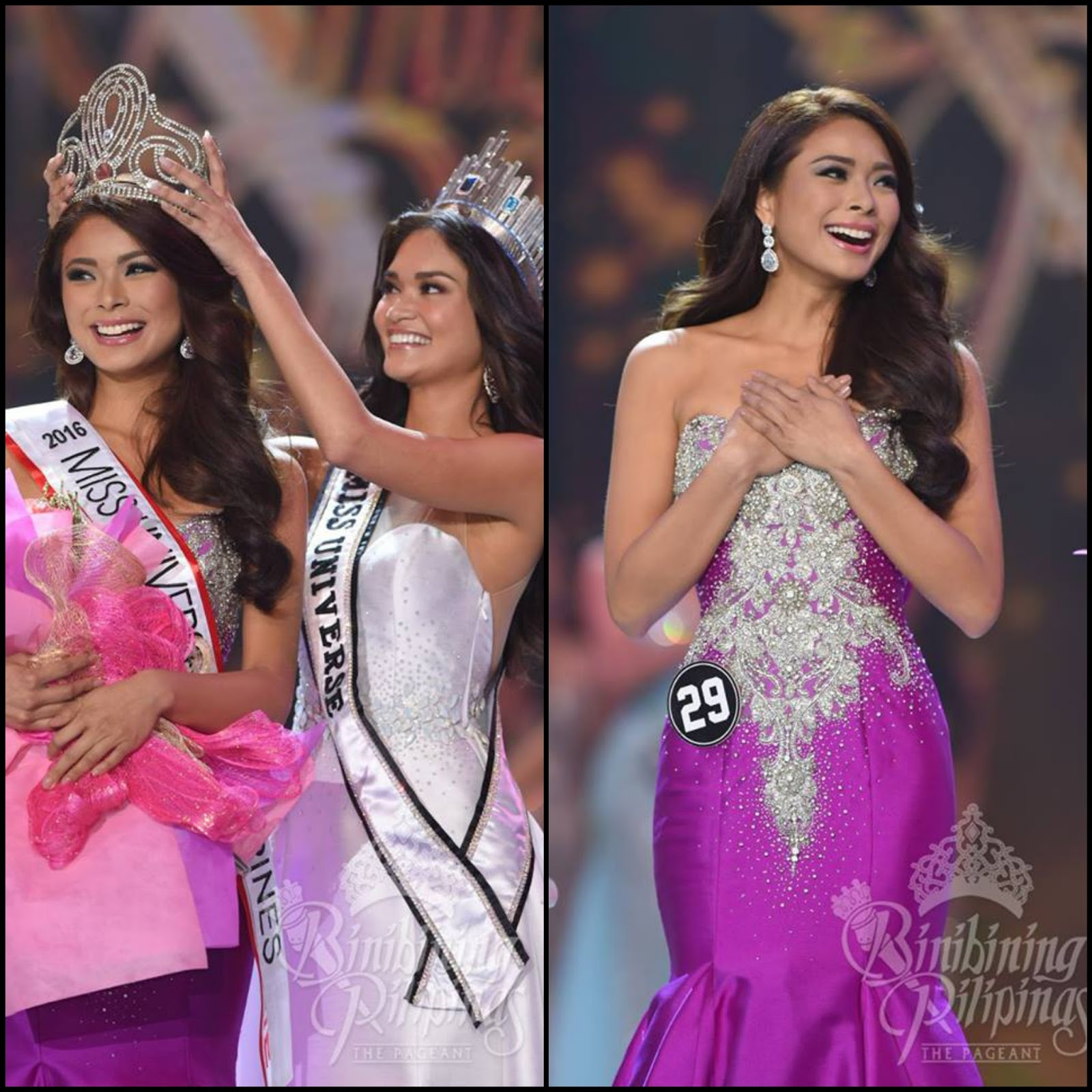 SASHES AND TIARAS.....Miss Philippines Universe Binibining Pilipinas ...