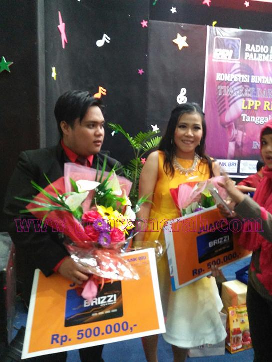 Fajri-Ade Wakili Sumsel Dalam Ajang Kompetisi Bintang Radio Nasional
