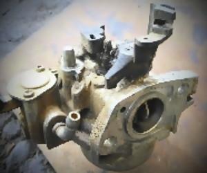 servis karburator mesin honda gx 160