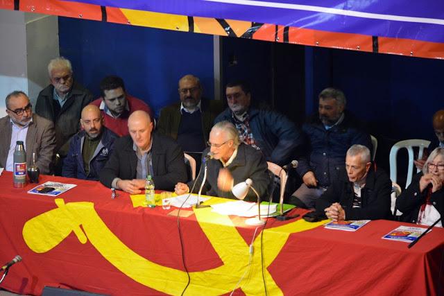 """O Partido Comunista do Uruguai concluiu, no último domingo (4), seu 31º Congresso, que homenageou o centenário da Revolução Socialista da Rússia (veja aqui a mensagem que o PCdoB enviou ao PCU). Na resolução final, aprovada por aclamação, os comunistas prometem """"derrotar no Uruguai a ofensiva do imperialismo e da direita e clarear os caminhos, com a luta, para alcançar uma democracia avançada, rumo ao socialismo""""."""