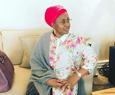 London, Aisha Buhari, President Buhari, Nigeria, News,