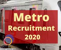 Maharashtra Metro Rail Corporation Limited Sarkari Naukri 2020 RecruitmentFor Joint Chief Project Manager Post