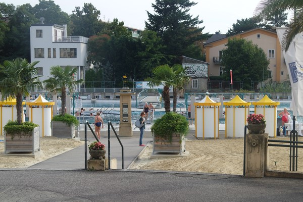 baden bei wien Thermalstrandbad