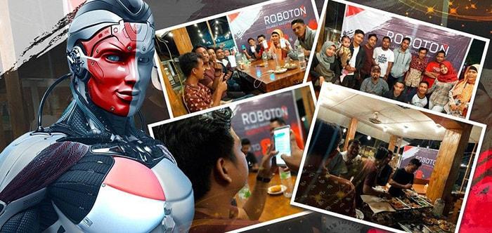Новое мероприятие от Roboton LTD