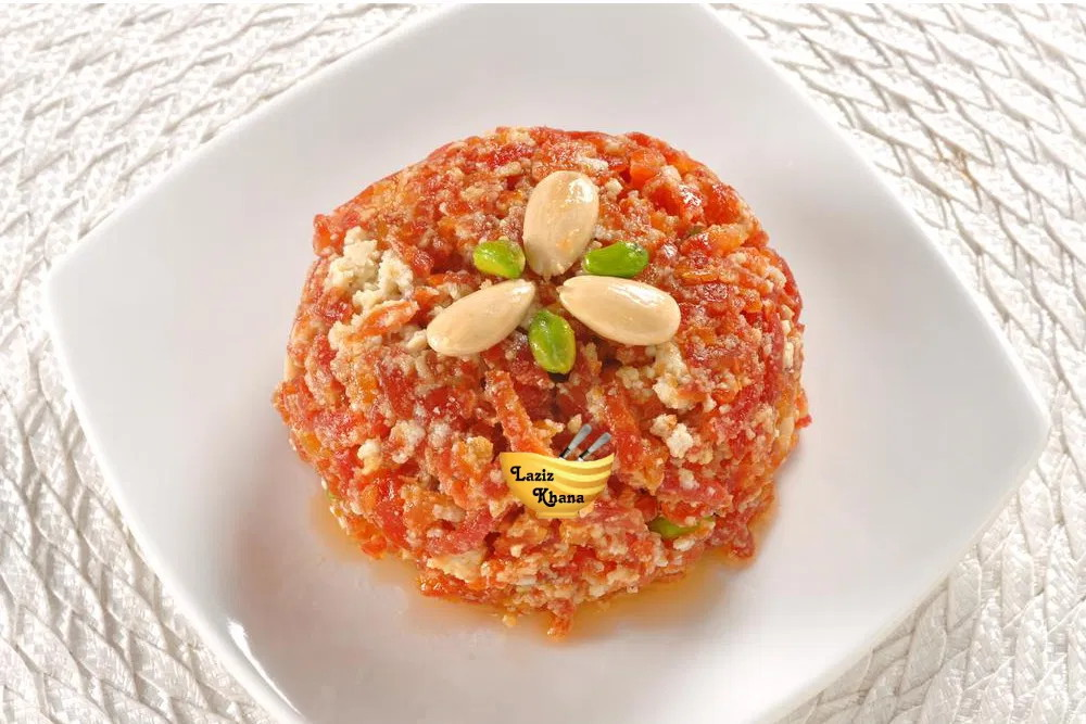 Carrot Halwa Recipe in Hindi