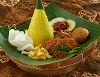 How to Make Easy Nasi Kuning Special Sedap