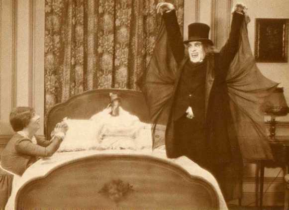 Fotograma de London After Midnight, La película perdida de Lon Chaney