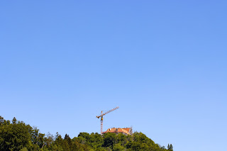 Schloss Sonnberg, seit 11 Jahren in Bau