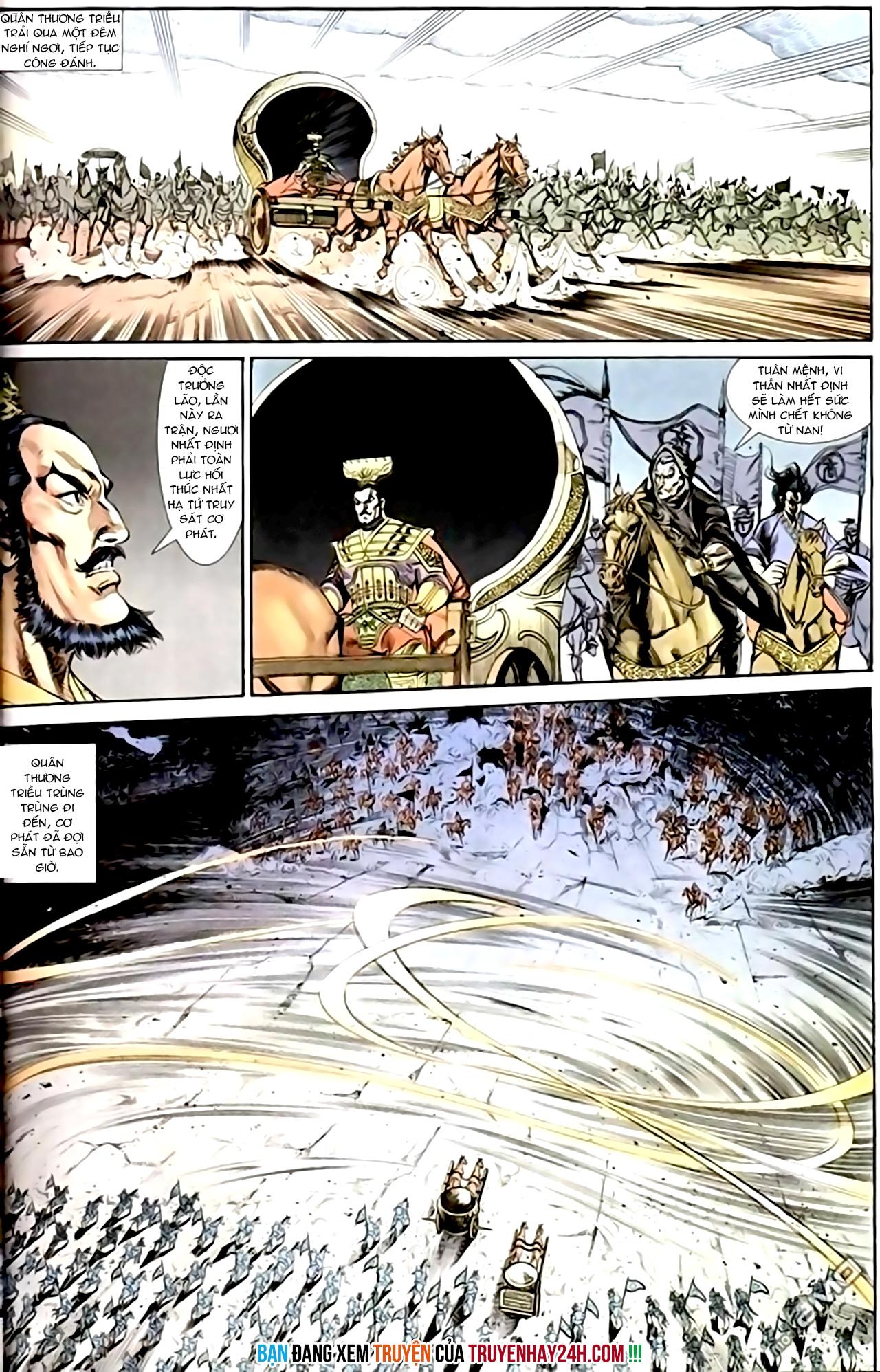 Cơ Phát Khai Chu Bản chapter 157 trang 29