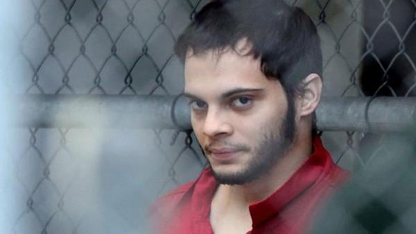 El autor del tiroteo en un aeropuerto de Florida se declaró culpable
