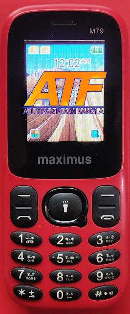 Maximus M79 Flash File
