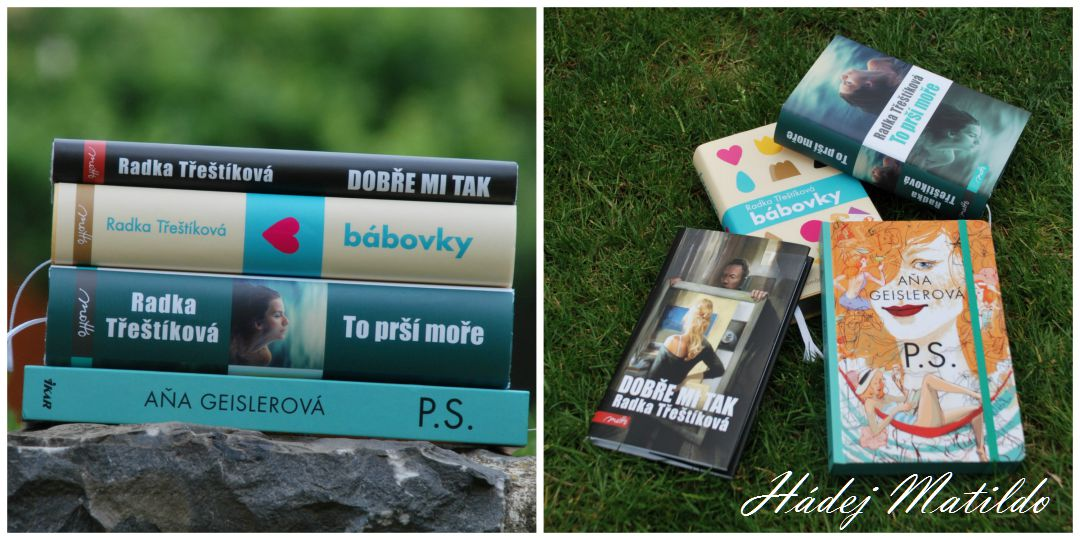 knihy, české autorky, Třeštíková, Geislerová