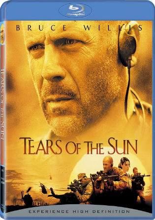 Tears Of The Sun 2003 BRRip 850MB Hindi Dual Audio 720p