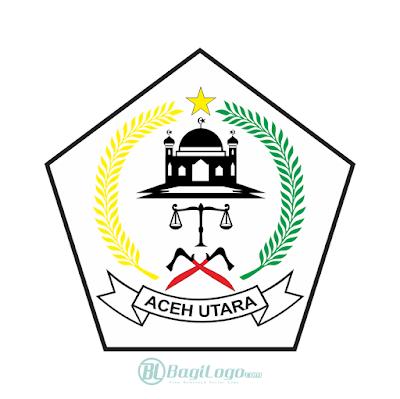 Kabupaten Aceh Utara Logo Vector