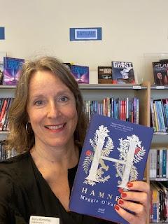 En lärare tipsar om boken Hamnet