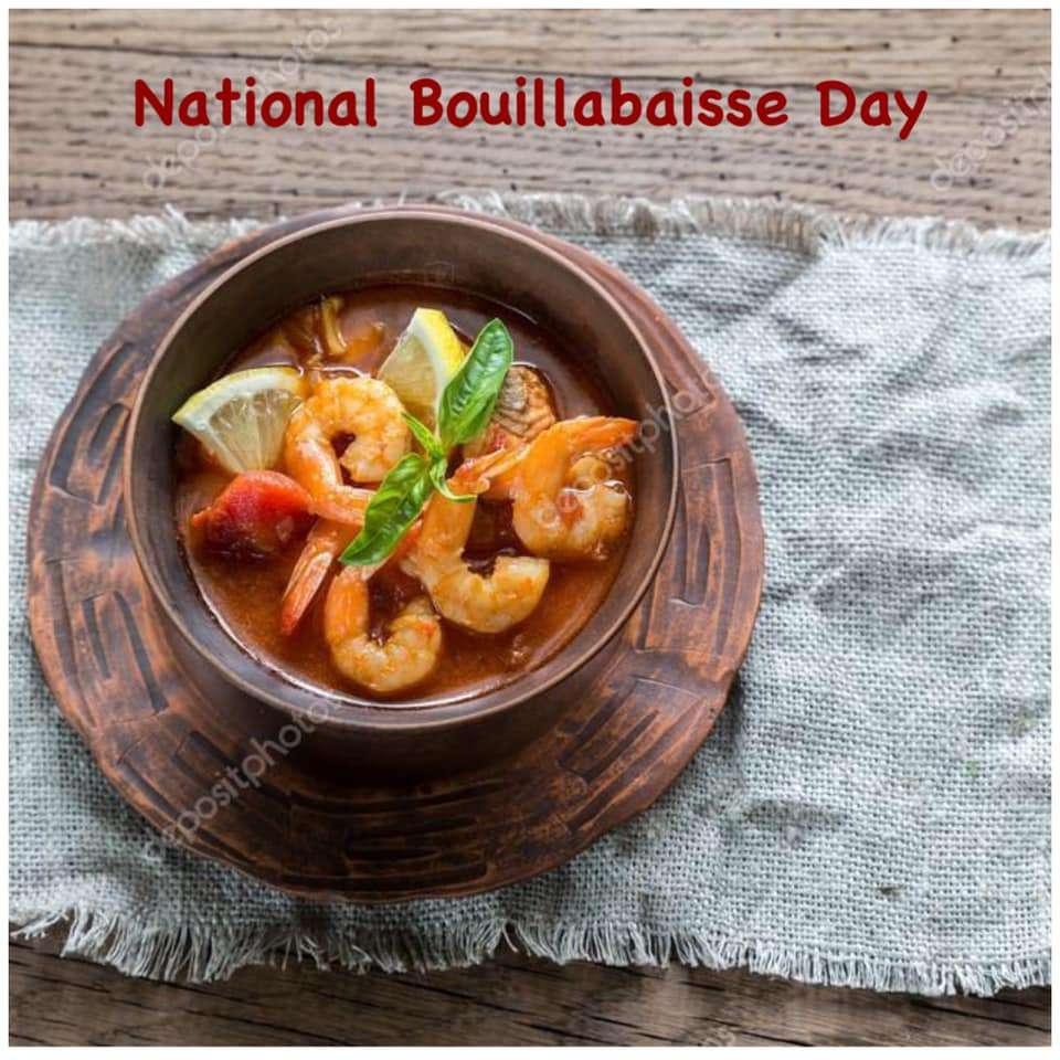 National Bouillabaisse Day Wishes Sweet Images