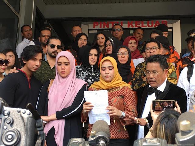 3 Nama Ini Dilaporkan Fairuz A. Rafiq Atas Dugaan Pelanggaran UU ITE
