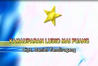 Lirik Lagu Kamauparan Ludio Mai Puang (Daniel Tandirogang)